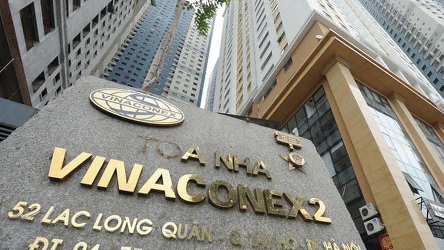 Vinaconex rót thêm hơn 1.200 tỷ đồng vào hai công ty con