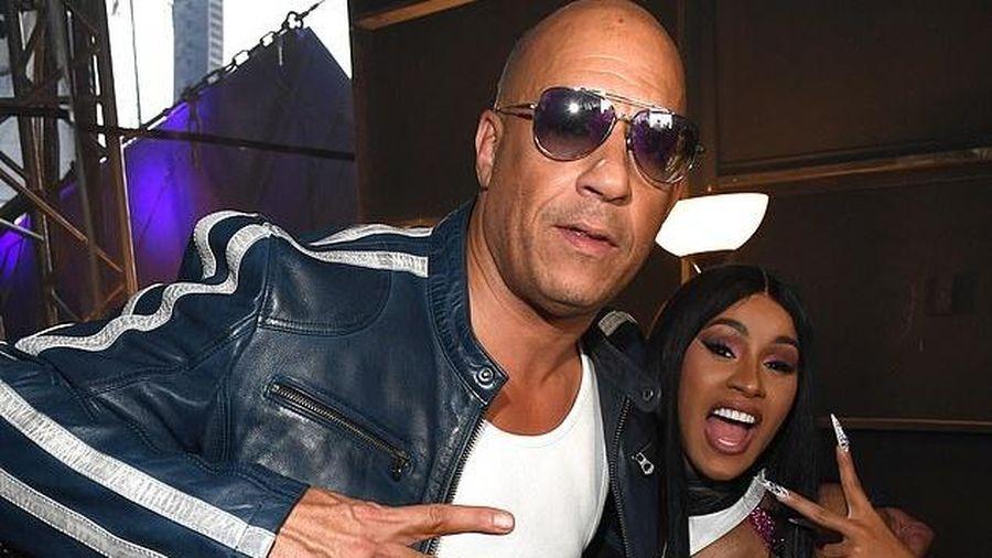 'Vin Diesel tới gặp và đề nghị tôi đóng Fast & Furious'