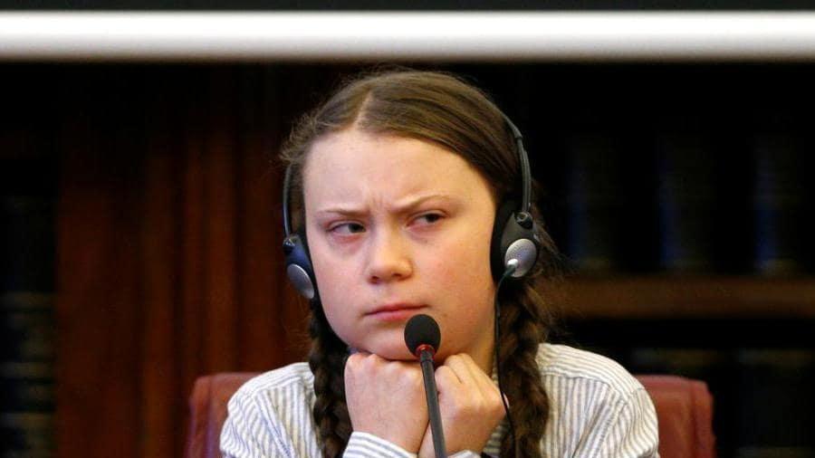 Greta Thunberg chỉ trích lãnh đạo G7 ăn tôm hùm và bít tết