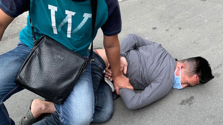 Hình sự đặc nhiệm triệt phá băng trộm xe máy ở TP.HCM