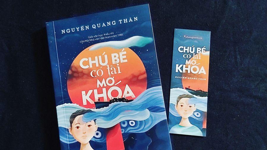 Tiểu thuyết 'Chú bé có tài mở khóa' được tái bản lần thứ 11