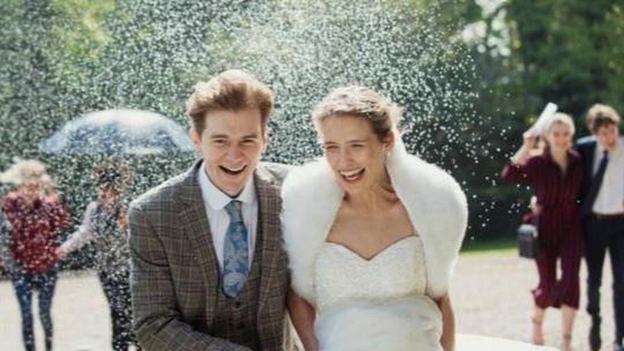 Mùa cưới rộn ràng trở lại tại Mỹ