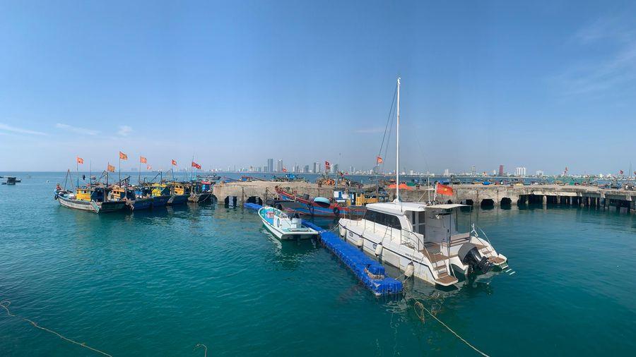 Đầu tư hạng mục, tạo điểm đến du lịch trên tuyến thủy nội địa CT15 tại bán đảo Sơn Trà