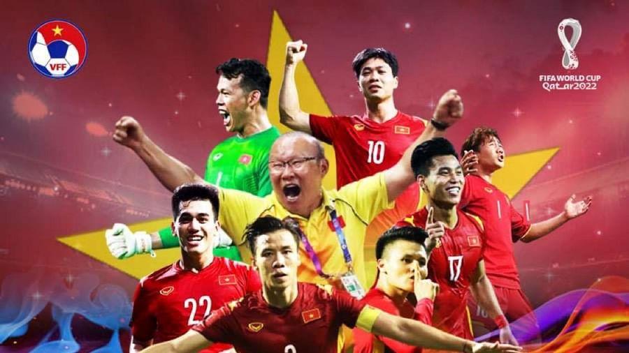 Việt Nam lần đầu vào vòng loại cuối cùng World Cup khu vực châu Á