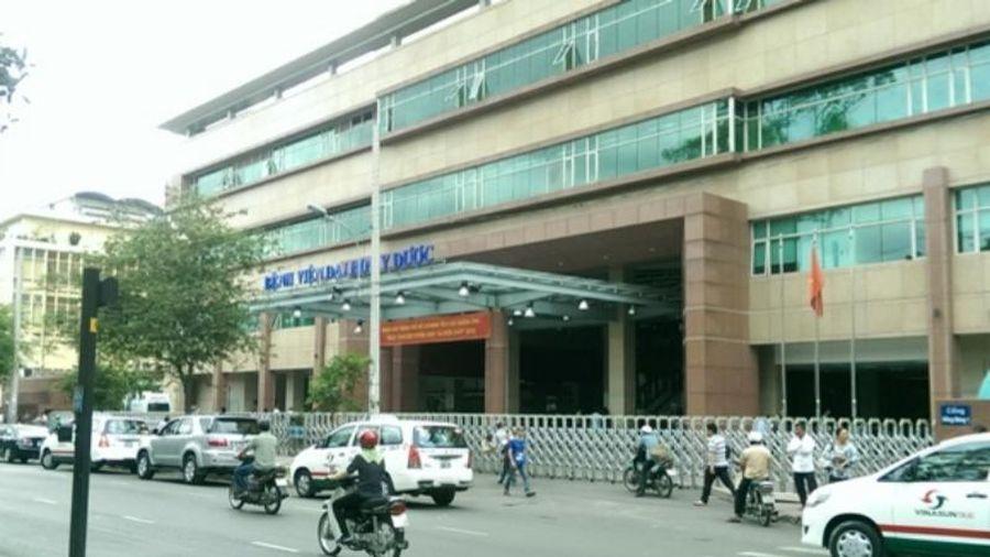Bệnh viện Đại học Y Dược TP Hồ Chí Minh phát hiện ca nghi mắc Covid-19