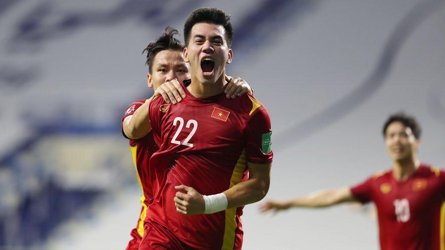 FIFA ấn tượng với chiến tích lịch sử của bóng đá Việt Nam
