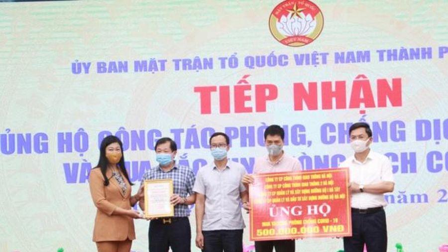 Hà Nội kêu gọi người dân ủng hộ kinh phí mua vaccine phòng Covid-19