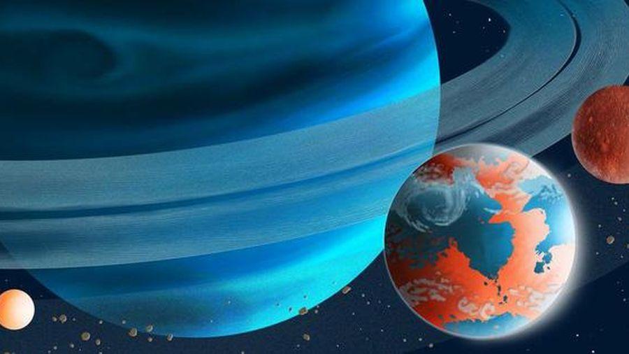 'Mặt trăng bóng tối' là nơi trú ngụ của sinh vật ngoài hành tinh?