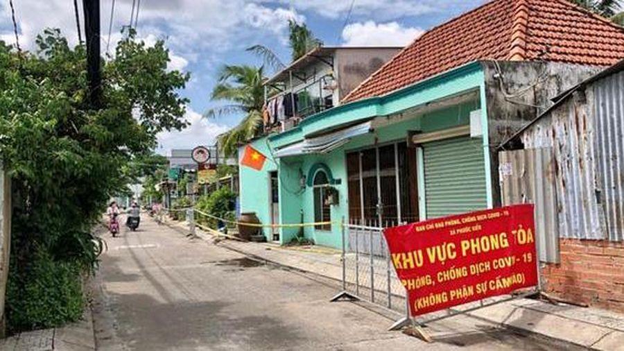 TP HCM: Kích hoạt phản ứng nhanh về ca nhiễm SARS-CoV-2 ở huyện Nhà Bè