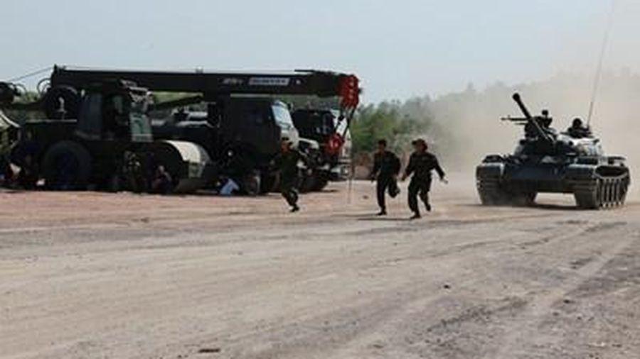 Kết quả kỳ 6 Cuộc thi 'Tìm hiểu Hội thao Quân sự quốc tế-Army Games'