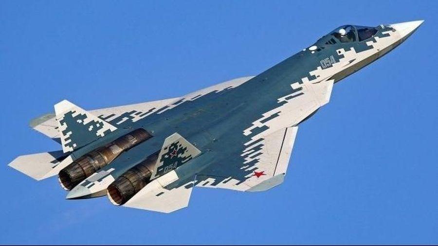 Nga phát triển máy bay chiến đấu Su-57 phiên bản xuất khẩu mới
