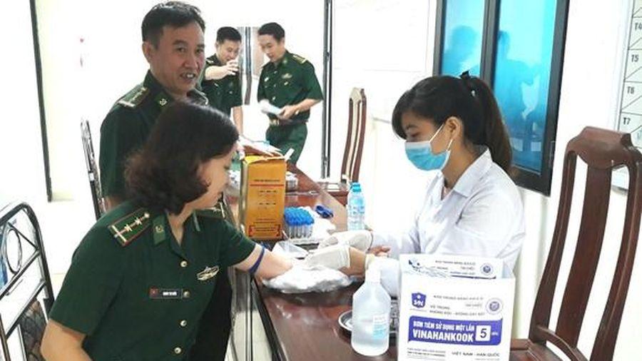 Quy định quản lý hồ sơ sức khỏe quân nhân, công chức quốc phòng, công nhân và viên chức quốc phòng