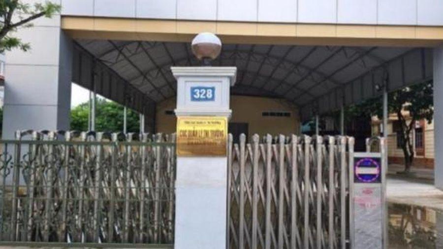 Khai trừ ra khỏi Đảng đối với Phó Cục trưởng Cục Quản lý thị trường tỉnh Phú Thọ