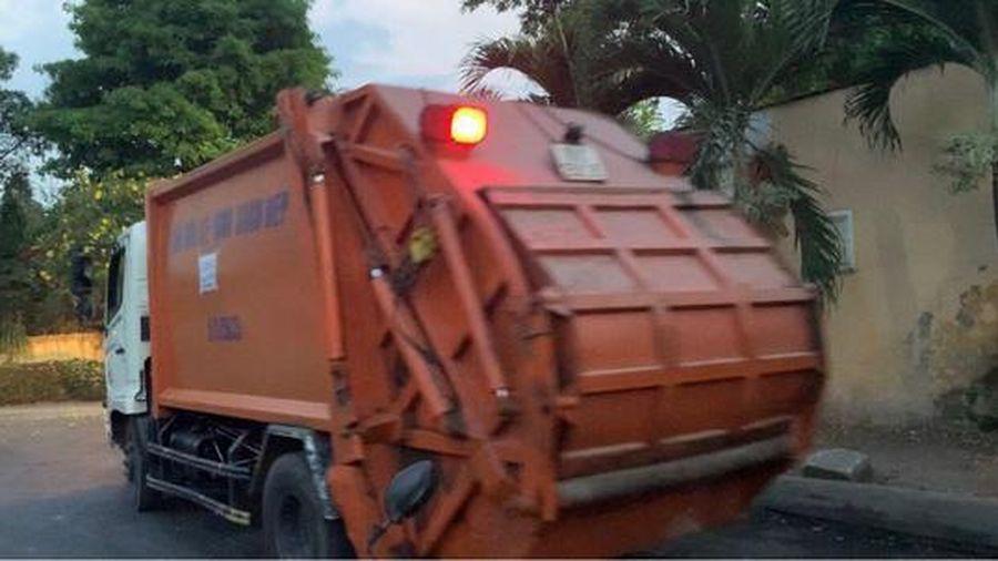 Nhân viên thu gom rác thải y tế dương tính SARS-CoV-2, Vũng Tàu phải cách ly 27 người