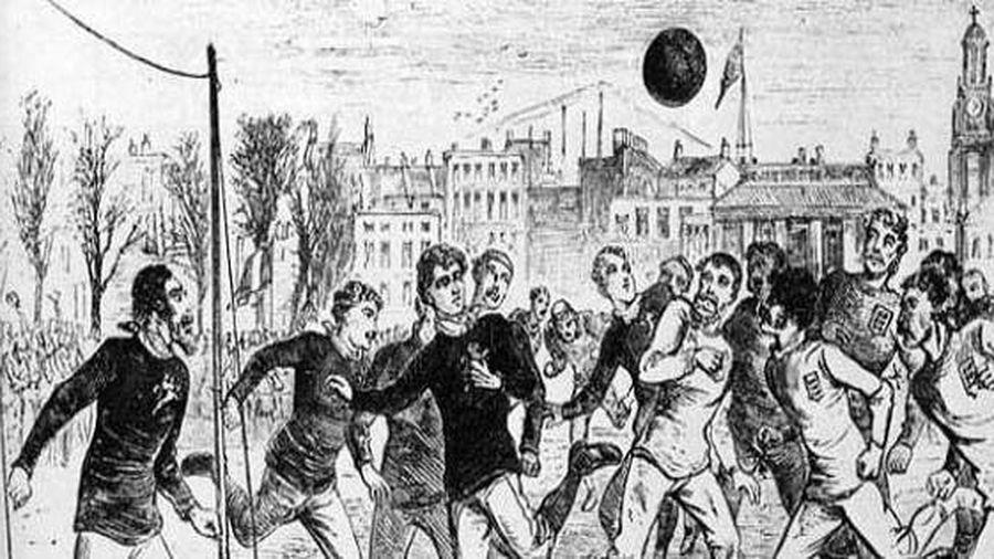 Quốc gia nào phát minh ra bóng đá?