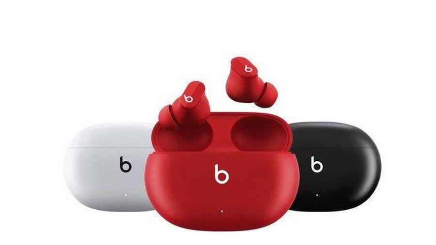 Apple ra mắt tai nghe Beats Studio Buds