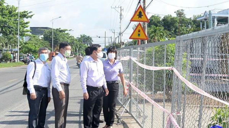 Có 27 ca Covid-19, Tiền Giang thành lập thêm bệnh viện dã chiến