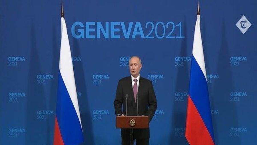 Ông Putin nói Nga và Mỹ 'cần đảm bảo ổn định chiến lược toàn cầu'