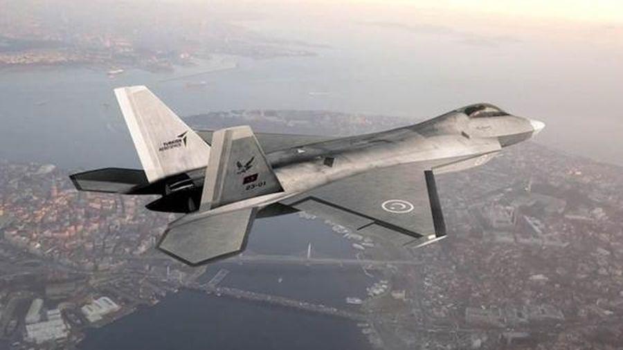 Thổ Nhĩ Kỳ 'chốt' ngày trình làng tiêm kích thế hệ 5 TF-X