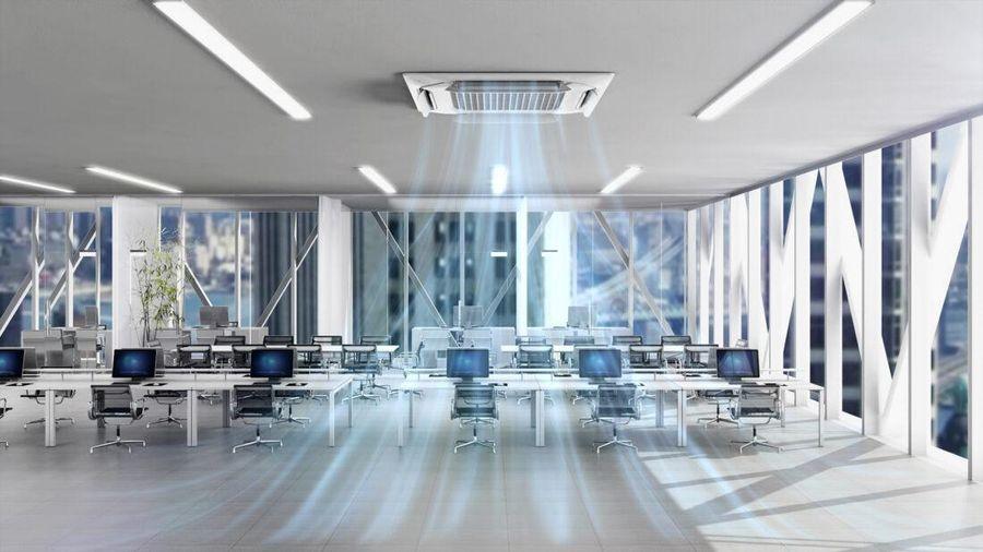 LG ra mắt 2 sản phẩm điều hòa không khí mới dành cho doanh nghiệp