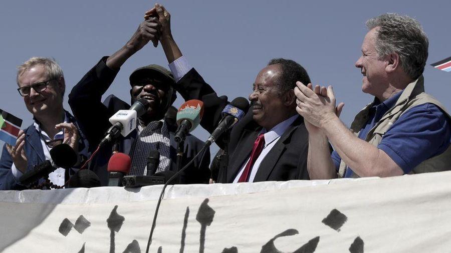 Đàm phán giữa các bên Sudan kết thúc nhưng chưa đạt thỏa thuận