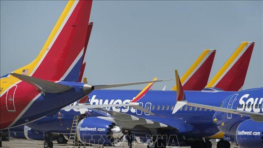 Mỹ: Hãng hàng không Southwest Airlines tiếp tục hủy thêm 500 chuyến bay