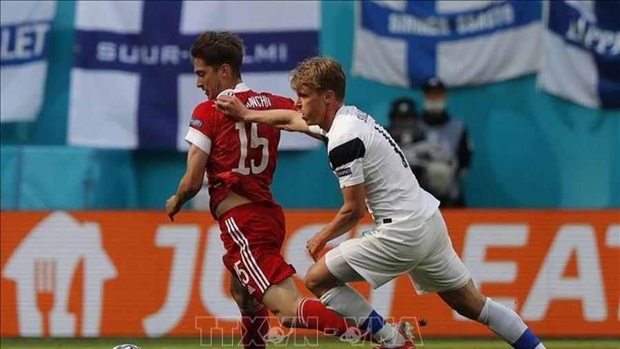 'Gấu' Nga giải tỏa áp lực với chiến thắng 1-0 trước Phần Lan