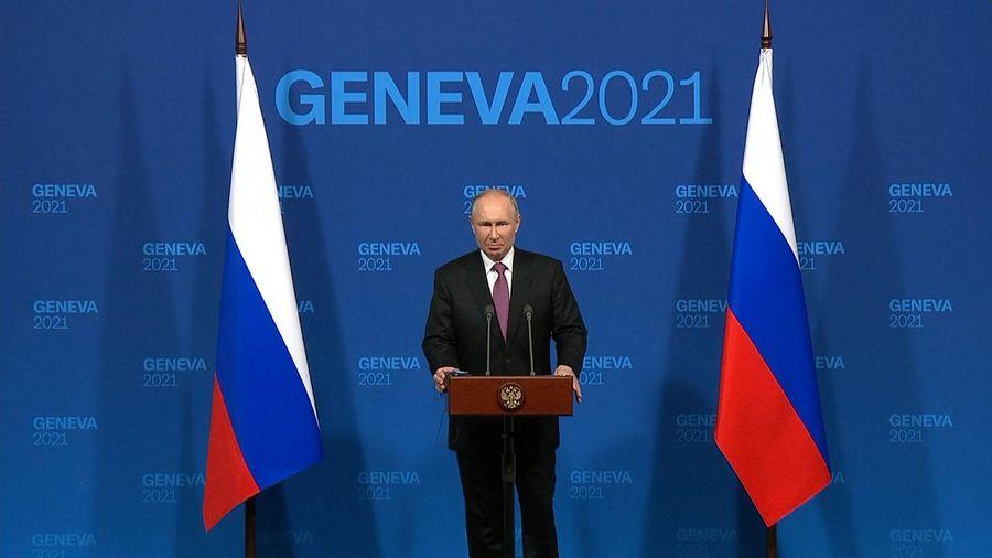 Tổng thống Putin đánh giá hội nghị thượng đỉnh Nga-Mỹ mang tính xây dựng