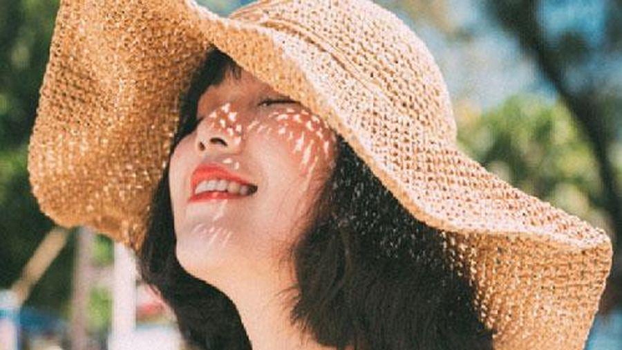 Cách phục hồi tóc hư tổn trong ngày nắng nóng