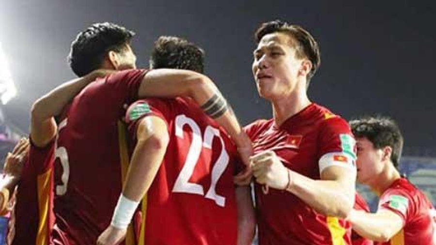 ĐT Việt Nam có thể dám mơ suất vé vớt dự World Cup 2022 nếu vào bảng đấu thuận lợi