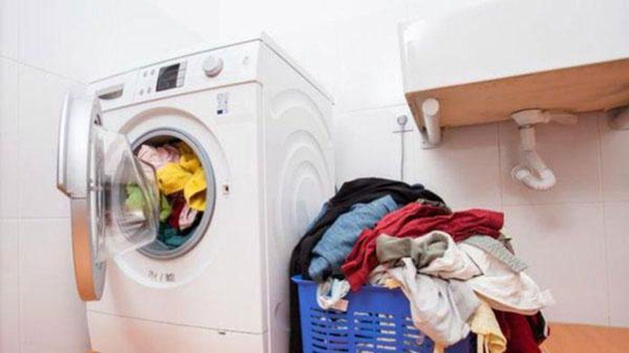 Sử dụng máy giặt không đúng cách sẽ nhanh hỏng