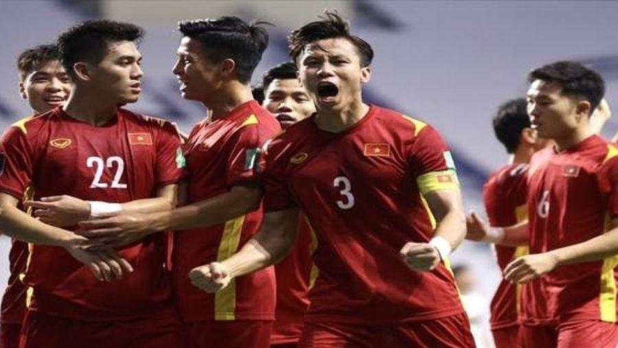 Từ ngày 2/9, cứ khoảng 1 tháng lại được xem tuyển Việt Nam đá 2 trận