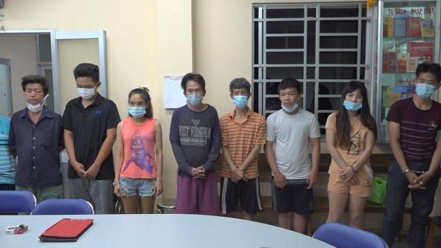 TPHCM: Triệt xóa băng nhóm trộm cắp tài sản