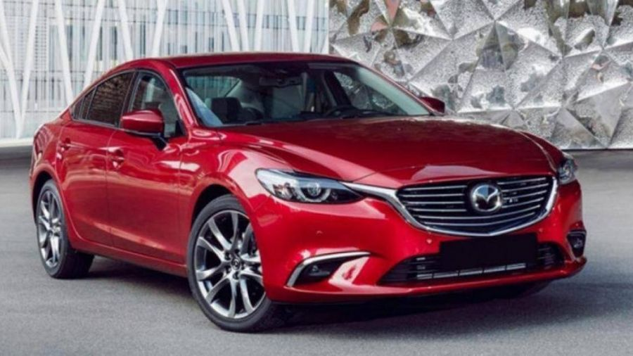 Giảm đến 100 triệu đồng, lăn bánh Mazda 6 còn bao nhiêu?