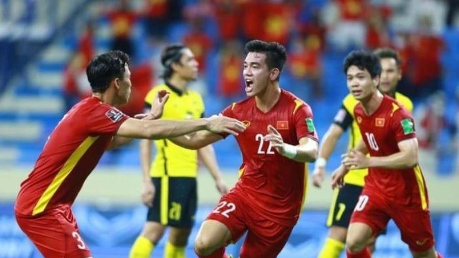 Thưởng nóng 3 tỷ đồng cho đội tuyển Việt Nam sau kỳ tích tại vòng loại World Cup 2022