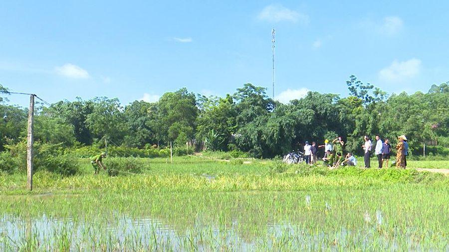 Phú Thọ: Thả diều gần đường điện, 1 người bị điện giật tử vong