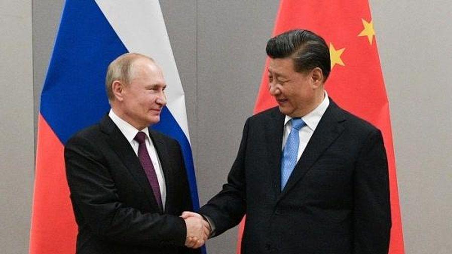 Trung Quốc tuyên bố quan hệ với Nga 'đoàn kết như núi, không thể phá vỡ'
