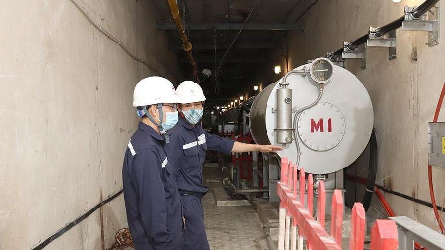 Hoàn thành trung tu tổ máy 1 thủy điện Hòa Bình