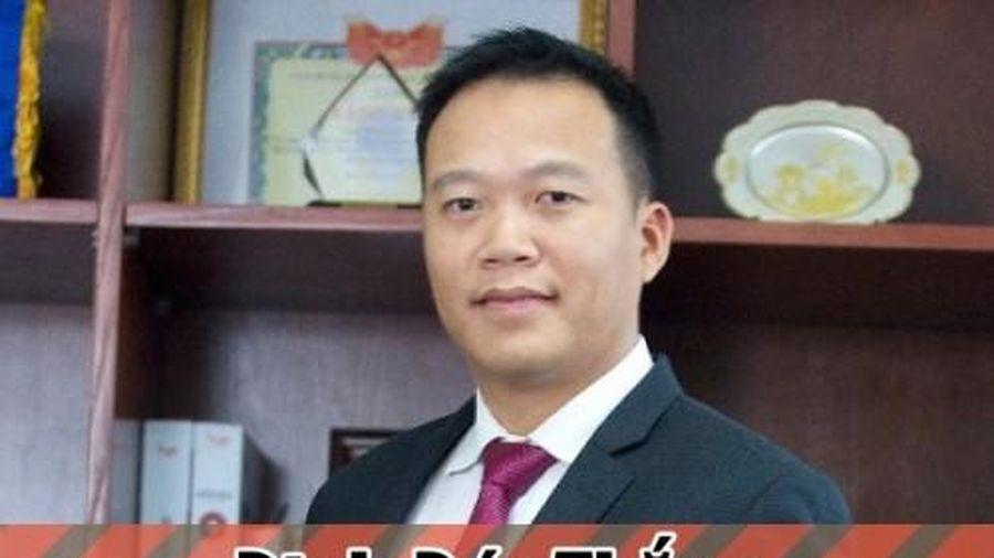 Chân dung Chủ tịch Đinh Đức Thắng: Thuyền trưởng bản lĩnh đưa CTCP Nhựa Opec lên vị thế đầu ngành