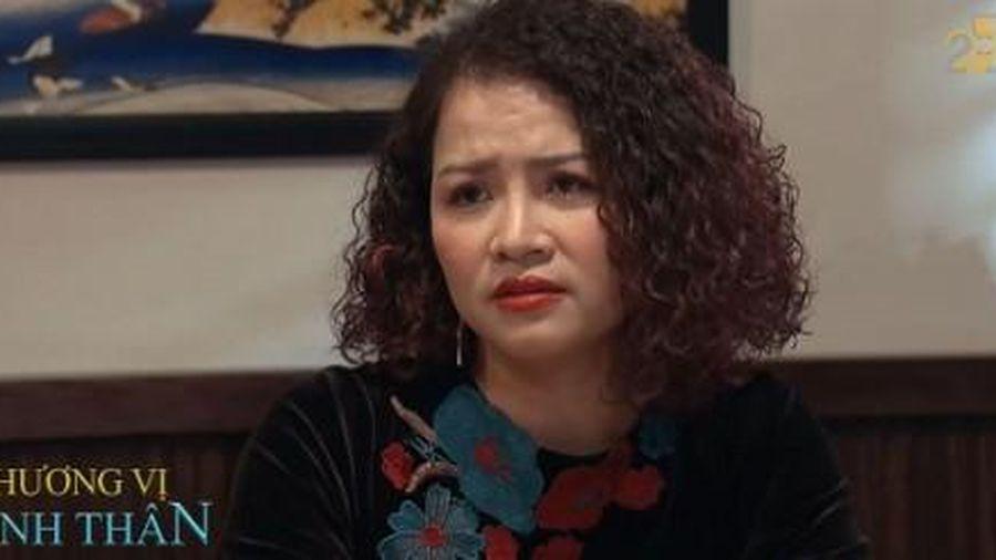 Hương vị tình thân tập 42: Bà Sa nhất quyết ép con gái phải tiếp tục đeo bám Huy