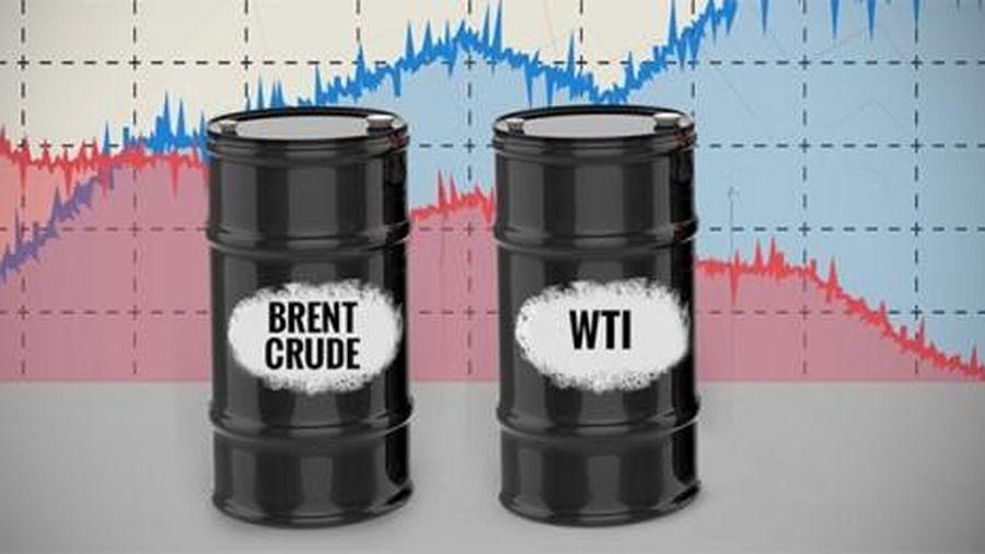 Giá dầu thô leo thang do lượng tồn kho giảm mạnh, giá xăng dầu trong nước có nguy cơ tăng tiếp
