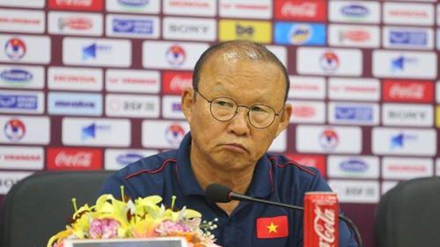 HLV Park lên tiếng trước tin đồn chia tay đội tuyển Việt Nam