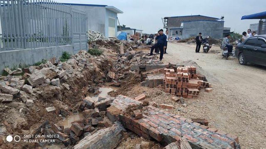 Hải Phòng: Cưỡng chế 159 ngôi nhà xây trái phép trên 9,2 ha đất quốc phòng