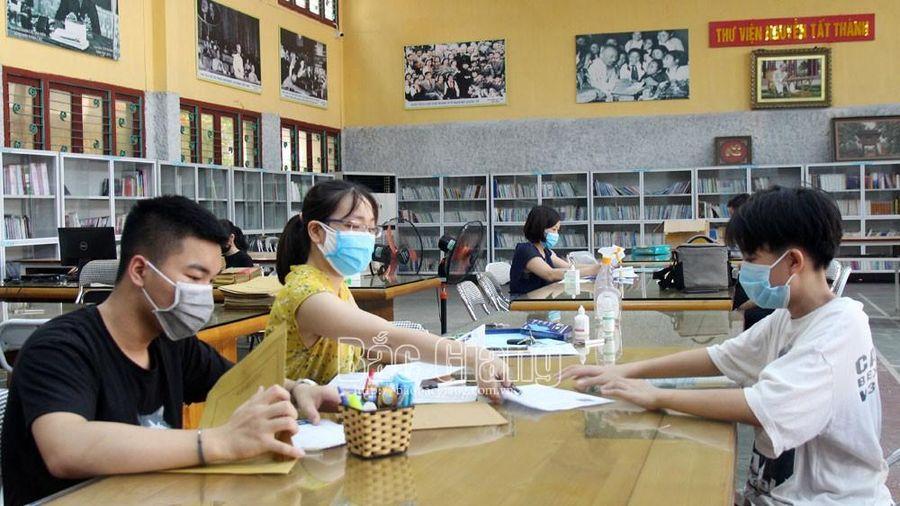 Bắc Giang: Giảm thời gian làm bài môn Toán và Ngữ văn trong kỳ thi tuyển sinh vào lớp 10 THPT năm học 2021-2022