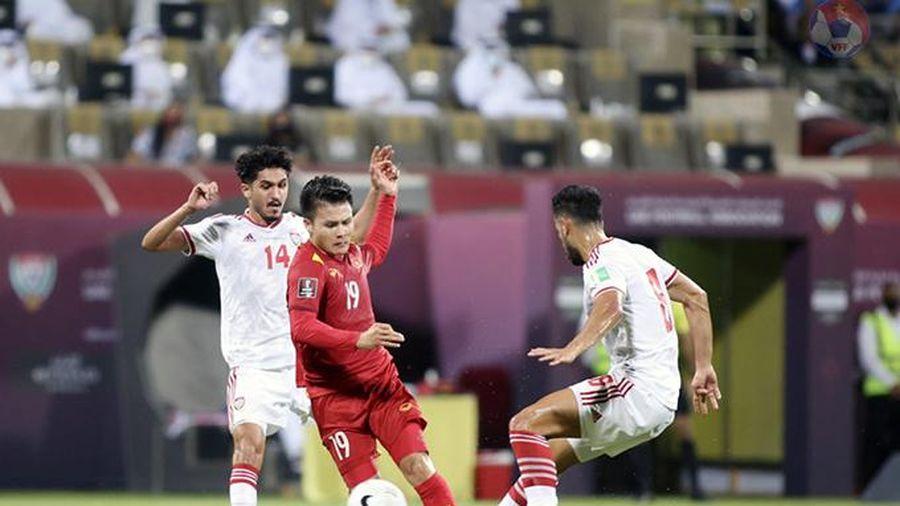Tuyển Việt Nam giành vé vào vòng loại cuối World Cup 2022 khu vực châu Á
