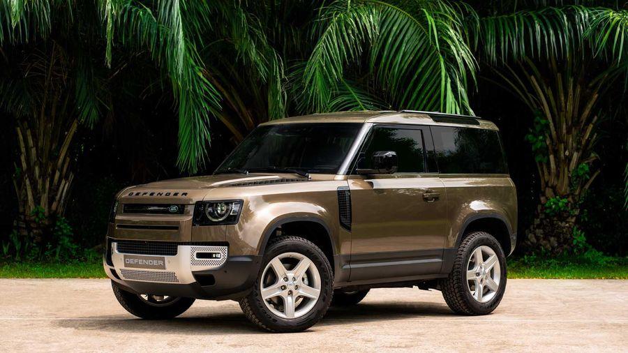 Land Rover Defender 90 cập bến thị trường Việt Nam, SUV off-road dành cho dân chơi