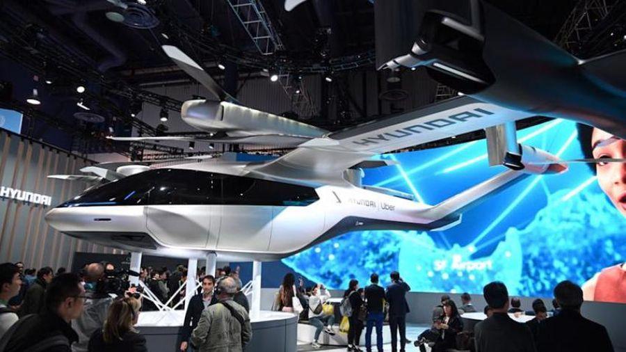 Hyundai phát triển và có thể vận hành ôtô bay vào năm 2025