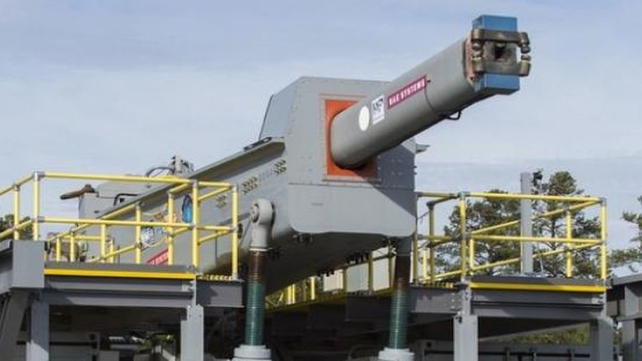 Dự án 500 triệu USD để chế tạo pháo điện từ cho hải quân Mỹ chính thức bị 'khai tử'
