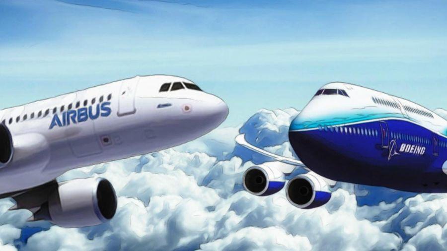Mỹ và EU đạt thỏa thuận về xung đột giữa Airbus và Boeing