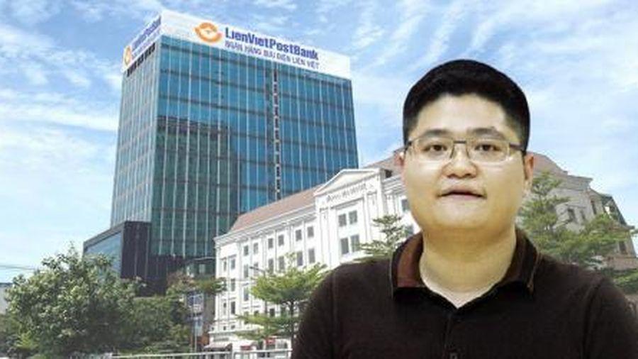Em trai 'bầu' Thụy mua thành công 1 triệu cổ phiếu LienVietPostBank